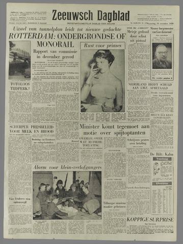 Zeeuwsch Dagblad 1958-11-19