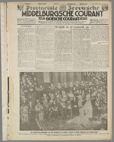 Middelburgsche Courant 1937-01-08