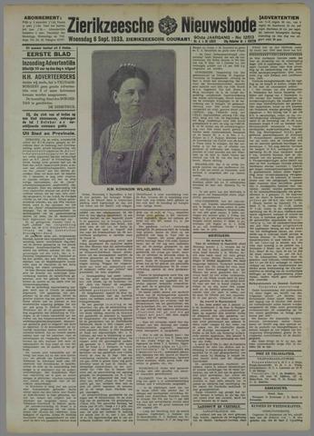Zierikzeesche Nieuwsbode 1933-09-06