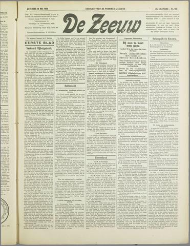 De Zeeuw. Christelijk-historisch nieuwsblad voor Zeeland 1934-05-12