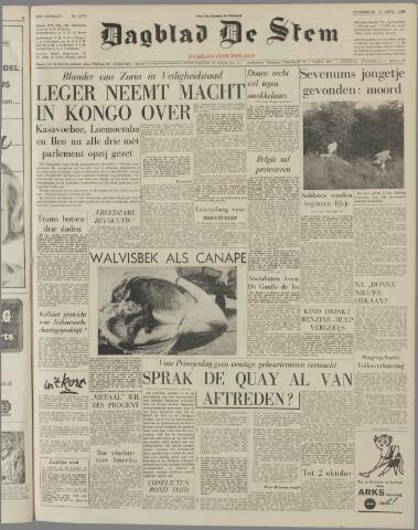 de Stem 1960-09-15