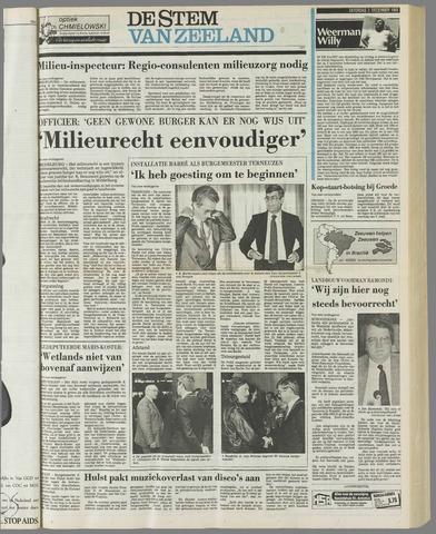 de Stem 1989-12-02