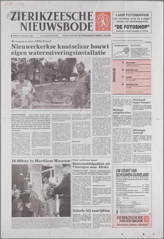 Zierikzeesche Nieuwsbode 1995-08-08
