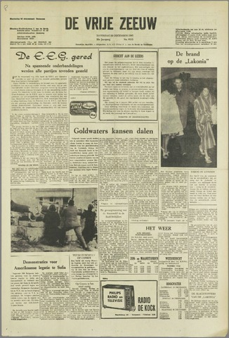 de Vrije Zeeuw 1963-12-28