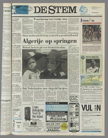de Stem 1992-06-30