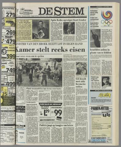 de Stem 1988-09-22