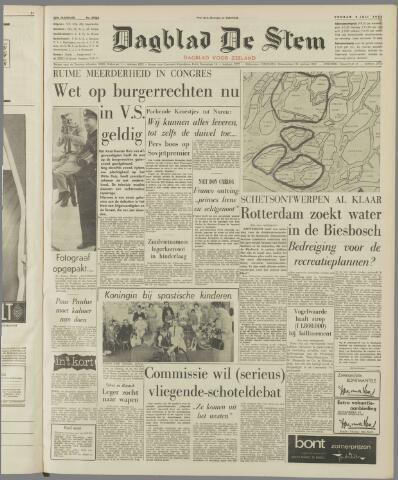de Stem 1964-07-03