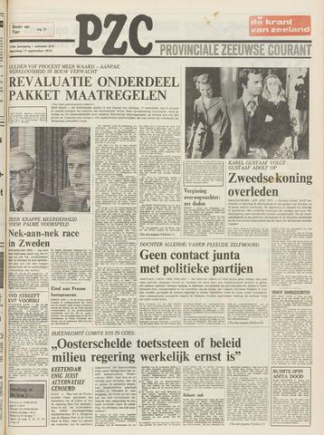 Provinciale Zeeuwse Courant 1973-09-17