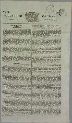 Goessche Courant 1837-02-13
