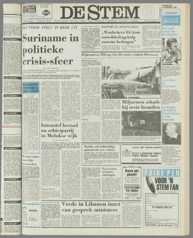 de Stem 1984-01-09