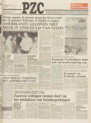 Provinciale Zeeuwse Courant 1973-07-09