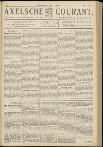 Axelsche Courant 1938-05-31