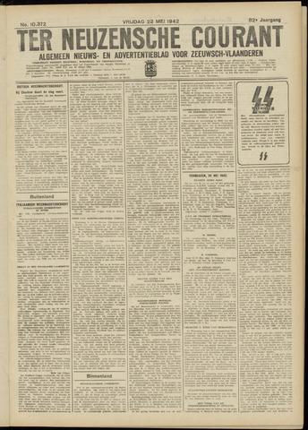 Ter Neuzensche Courant. Algemeen Nieuws- en Advertentieblad voor Zeeuwsch-Vlaanderen / Neuzensche Courant ... (idem) / (Algemeen) nieuws en advertentieblad voor Zeeuwsch-Vlaanderen 1942-05-22