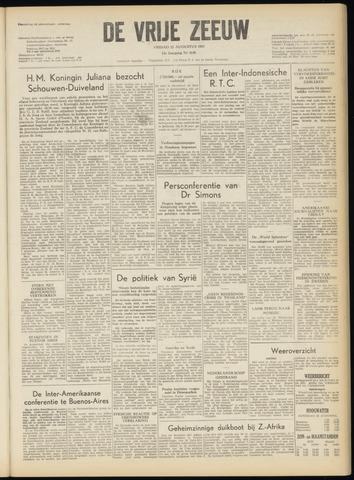de Vrije Zeeuw 1957-08-23