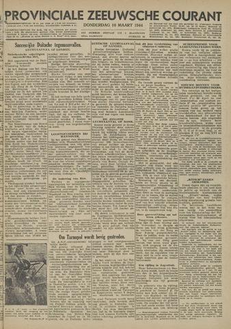Provinciale Zeeuwse Courant 1944-03-16