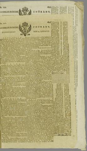 Middelburgsche Courant 1806-08-14