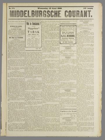 Middelburgsche Courant 1925-06-10