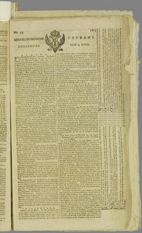 Middelburgsche Courant 1805-04-11