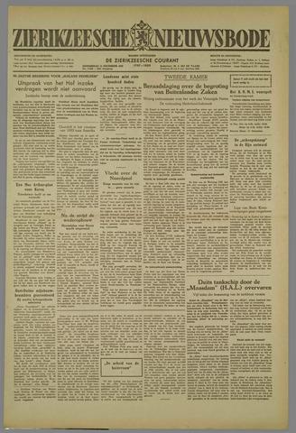 Zierikzeesche Nieuwsbode 1952-12-11