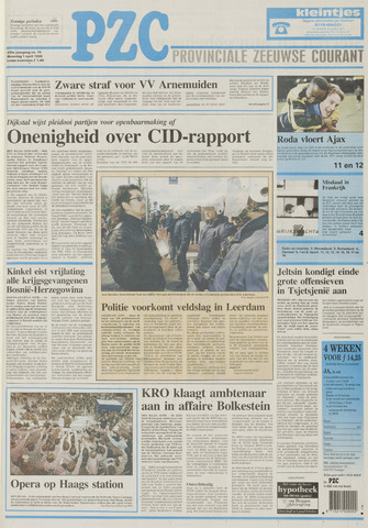 Provinciale Zeeuwse Courant 1996-04-01