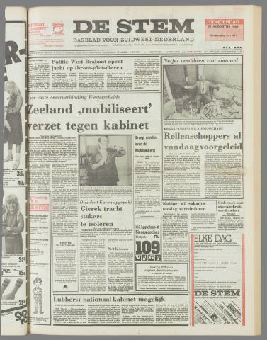 de Stem 1980-08-21