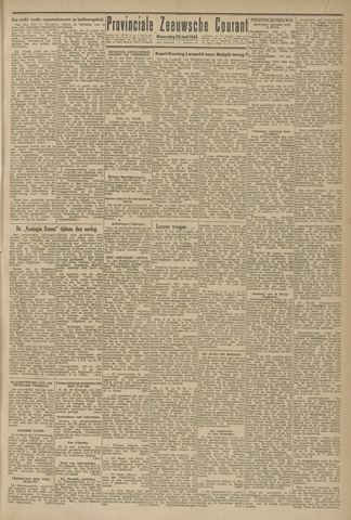 Provinciale Zeeuwse Courant 1945-06-20