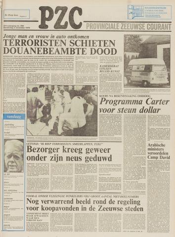 Provinciale Zeeuwse Courant 1978-11-02