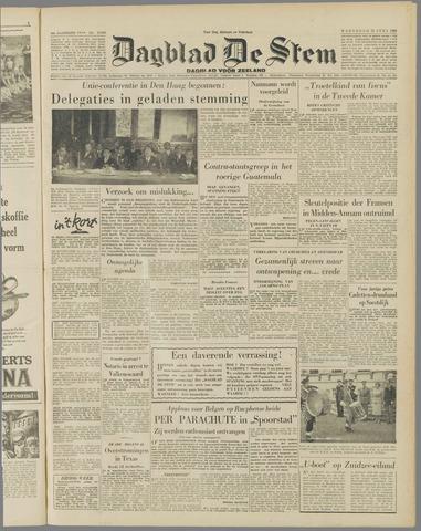 de Stem 1954-06-30