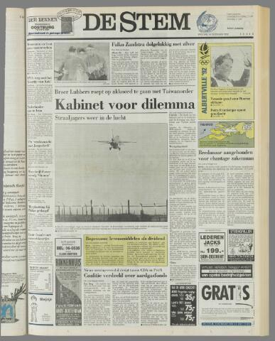 de Stem 1992-02-14