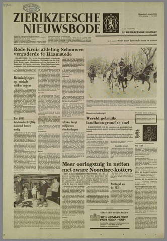 Zierikzeesche Nieuwsbode 1981-03-09