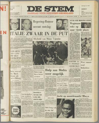 de Stem 1969-07-07