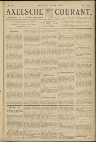 Axelsche Courant 1925-05-12