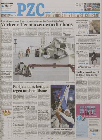 Provinciale Zeeuwse Courant 2006-02-27
