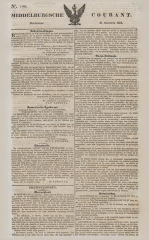 Middelburgsche Courant 1834-08-21