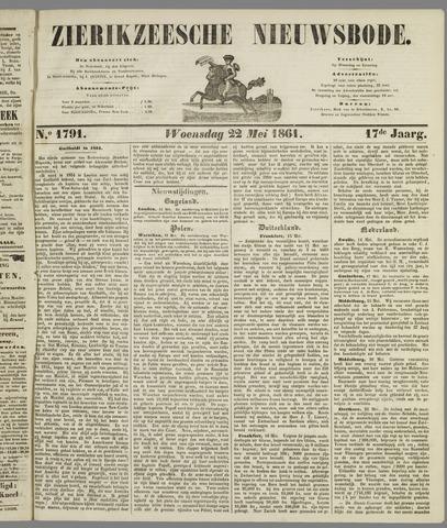 Zierikzeesche Nieuwsbode 1861-05-22