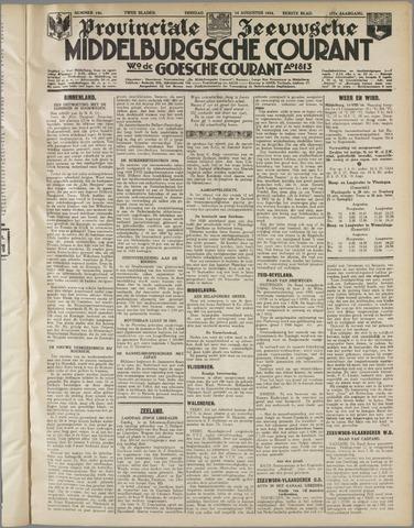 Middelburgsche Courant 1934-08-14