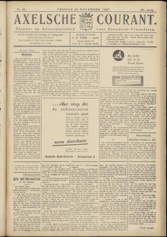 Axelsche Courant 1937-11-26