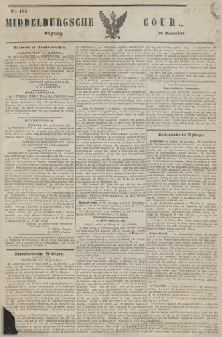 Middelburgsche Courant 1851-12-30