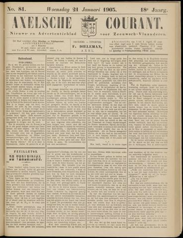 Axelsche Courant 1903-01-21