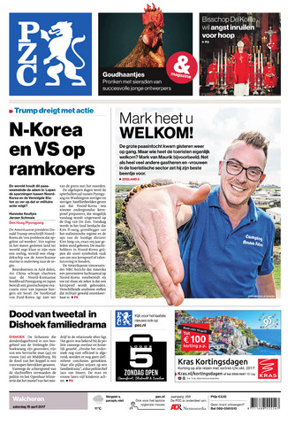 Provinciale Zeeuwse Courant 2017-04-15