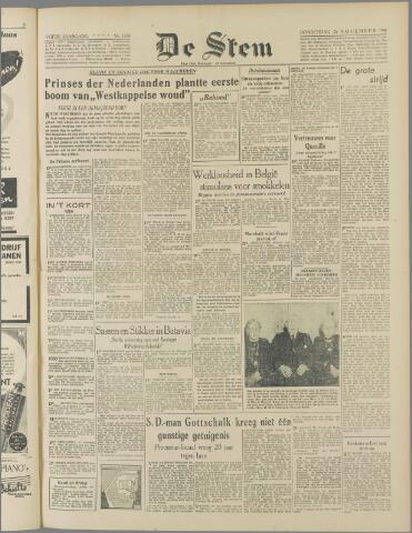 de Stem 1948-11-25