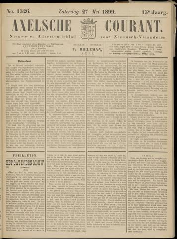 Axelsche Courant 1899-05-27