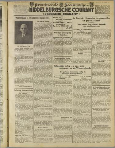 Middelburgsche Courant 1939-12-22