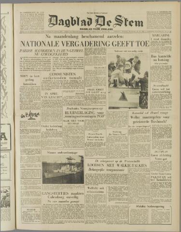 de Stem 1954-12-31