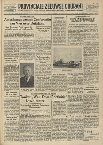 Provinciale Zeeuwse Courant 1952-05-05