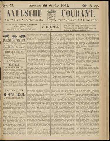 Axelsche Courant 1904-10-22