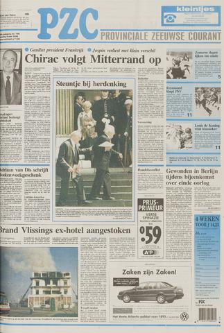 Provinciale Zeeuwse Courant 1995-05-08