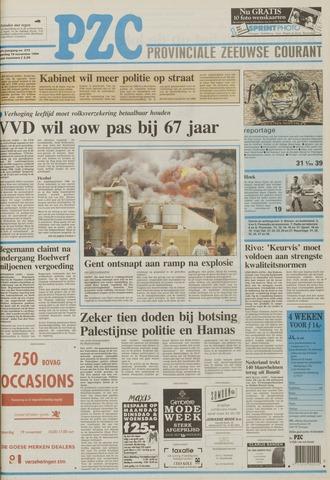Provinciale Zeeuwse Courant 1994-11-19