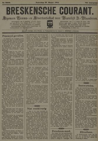Breskensche Courant 1915-03-27