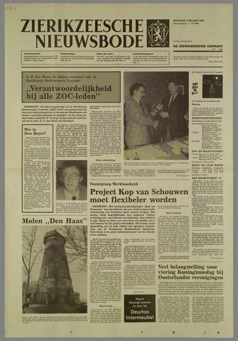 Zierikzeesche Nieuwsbode 1985-03-05